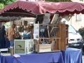 Bibliothèque sur le marché