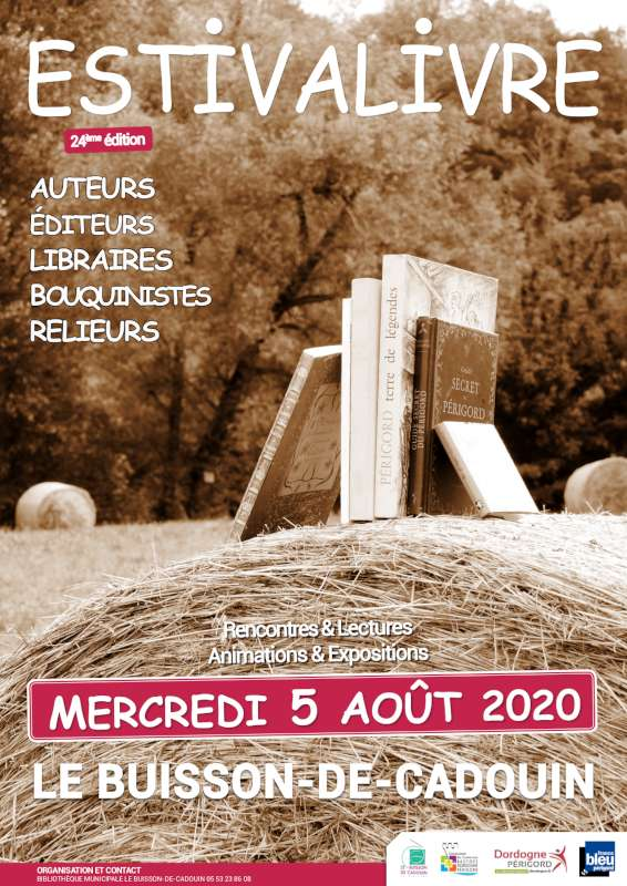 Affiche Estivalivre 2020
