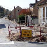 Le point sur les travaux de la rue de la Jacatte