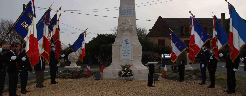 Commémoration Guerre de 1870