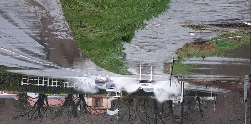 Vigilance crue – Inondation au Pont de Vic
