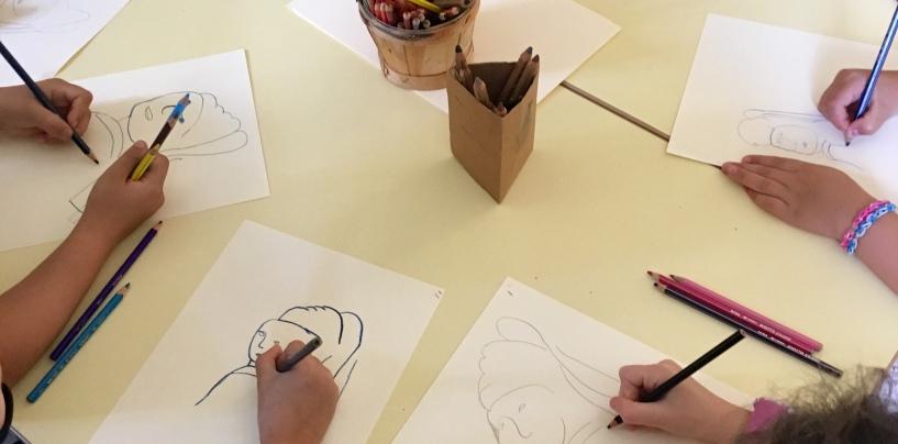 Animation Vermeer à l'école primaire !