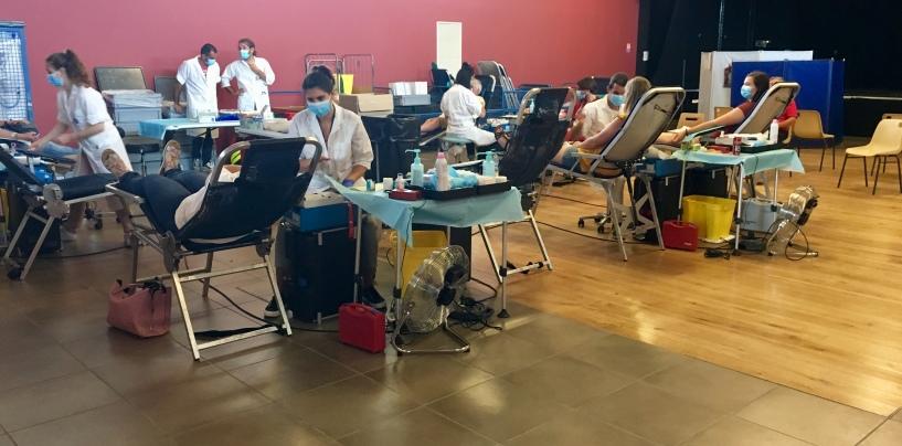 Collecte de sang du 1er juillet