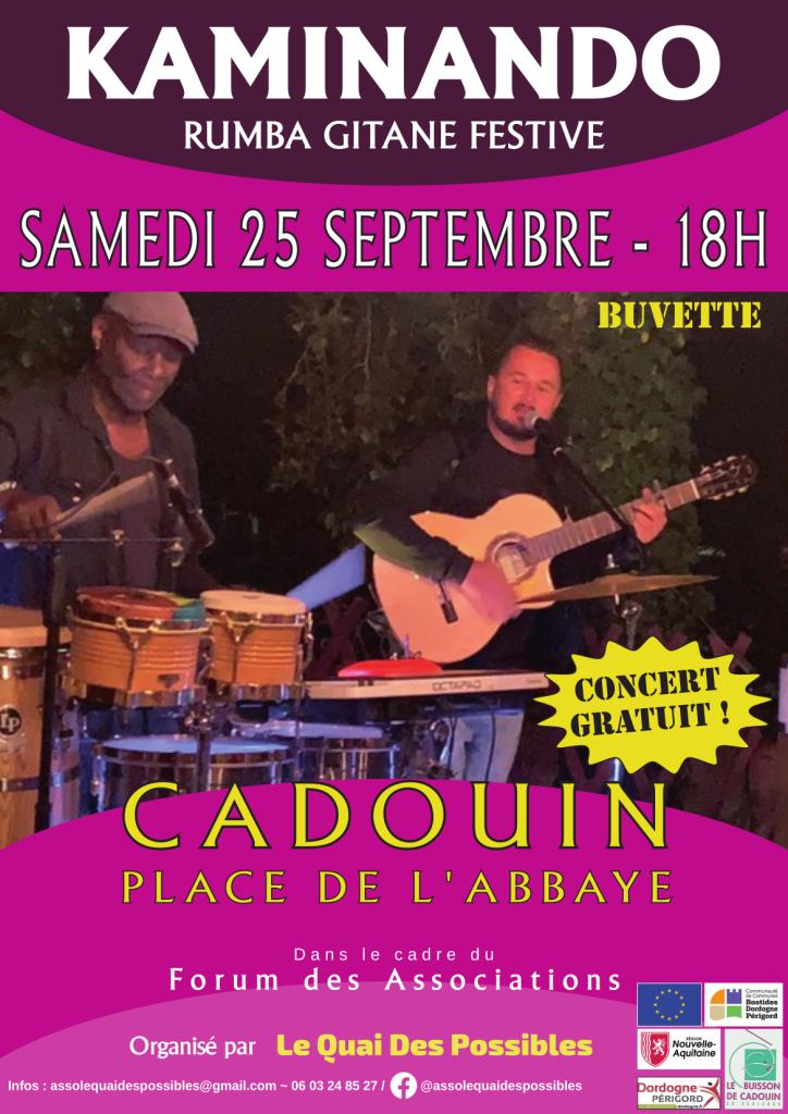 2021-09-25.Concert Cadouin.Kaminando