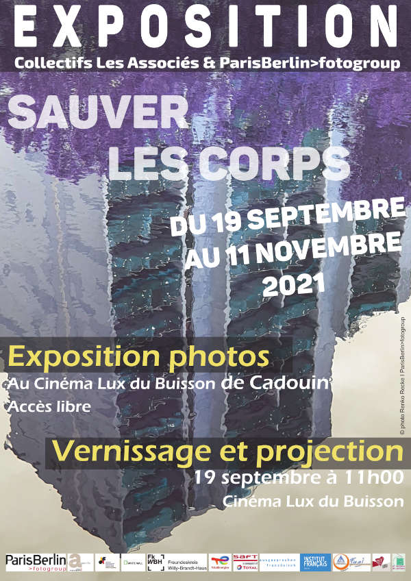 """Exposition """"Sauver les Corps"""""""