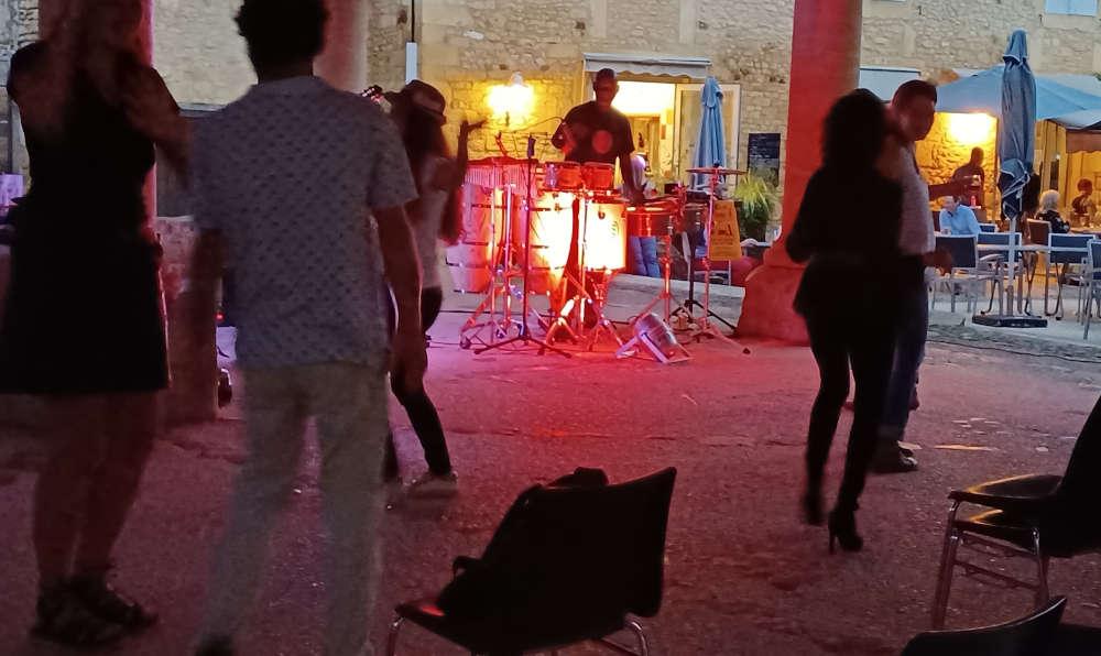 Forum des Associations - Concert Kaminando