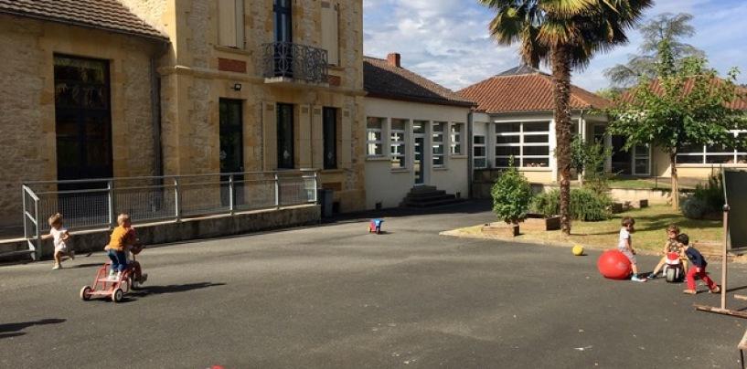Une rentrée scolaire ensoleillée